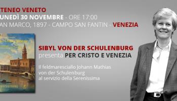 Sibyl von der Schulenburg all'Ateneo Veneto