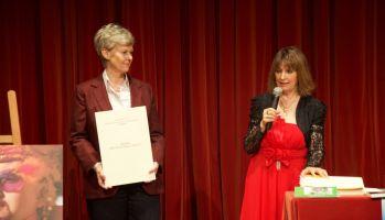 A Sibyl von der Schulenburg il Premio Franz Kafka Italia ®