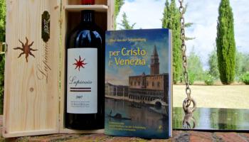 """A """"Per Cristo e Venezia"""" di Sibyl von der Schulenburg il Premio Speciale Lupicaia del Terriccio"""
