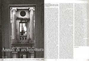 Annali di architettura